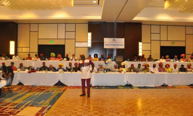 ORAUSA: A Progressive Organization