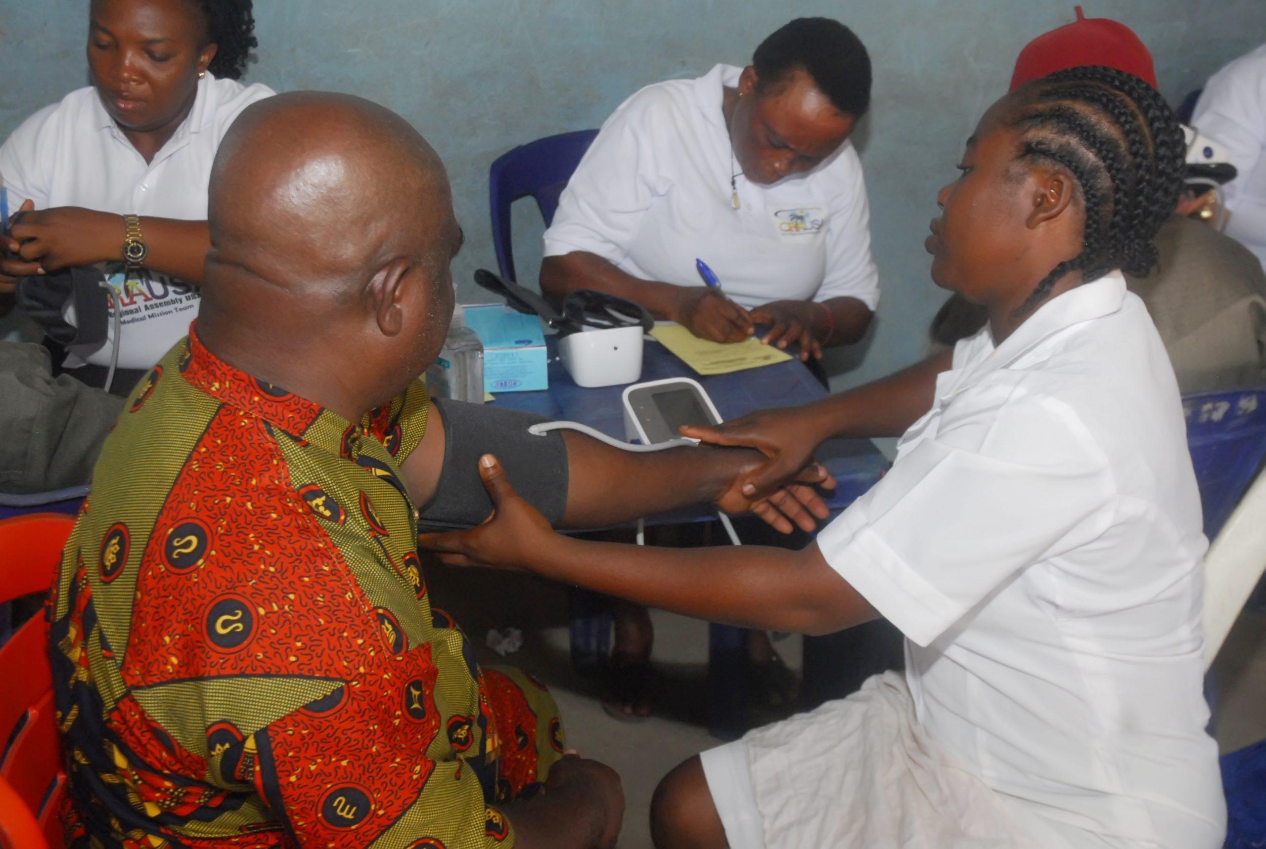 ORAUSA Medical Mission