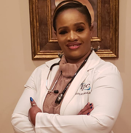 Dr Chinyere Anyakudo