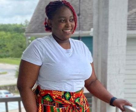 2021 New Generation Award: Miss Chidimma Onyenezi (ORA Houston)